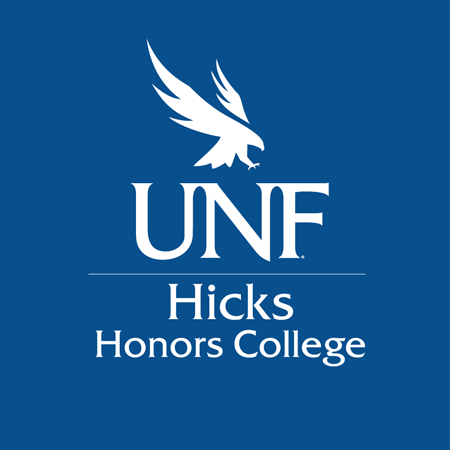 Osprey icon and UNF logo