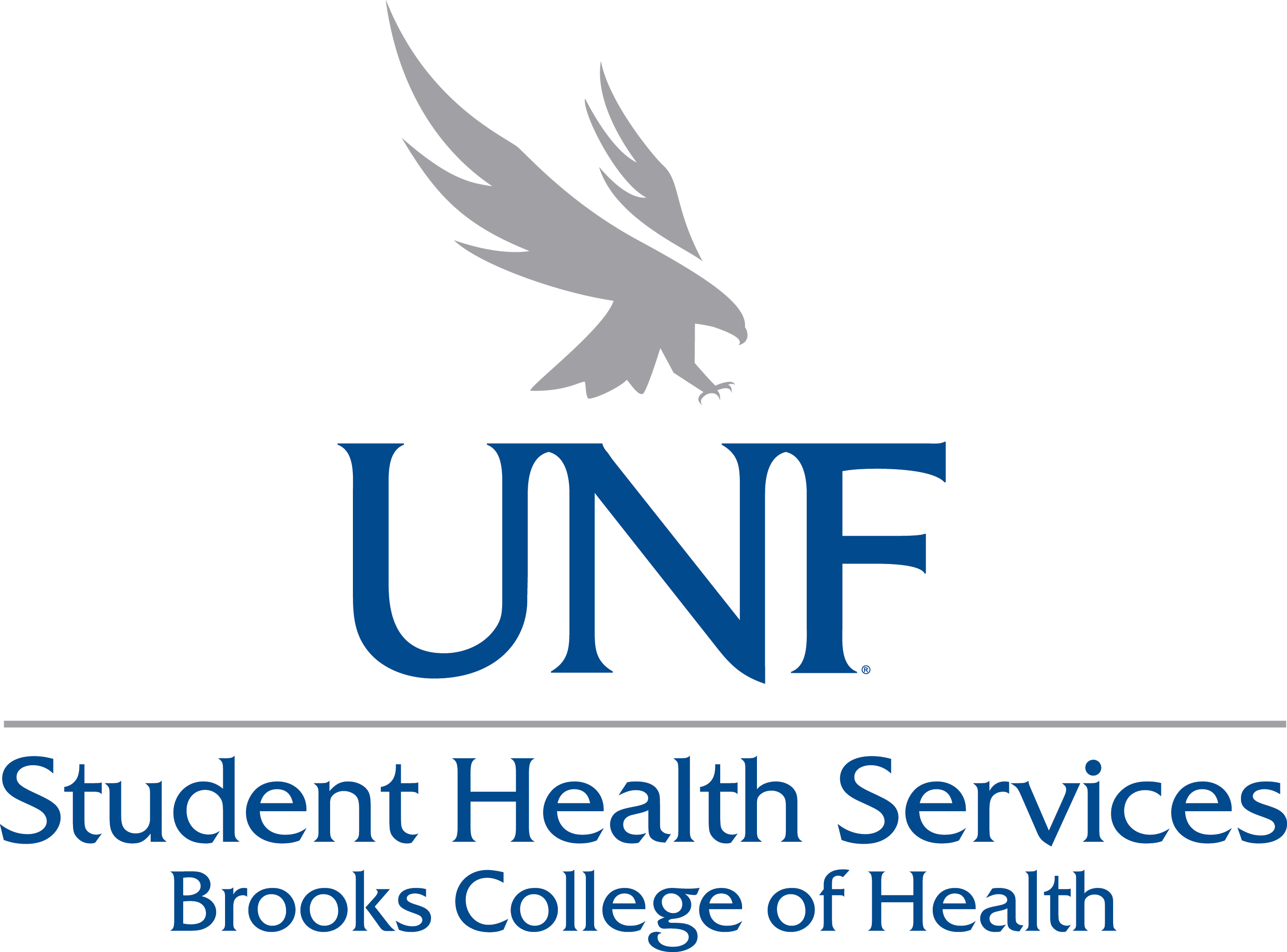 Student Health Services logo in color