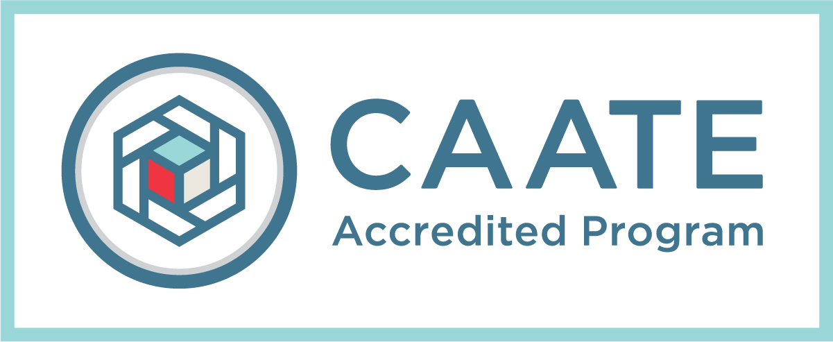 CAATE Accredited Program Logo