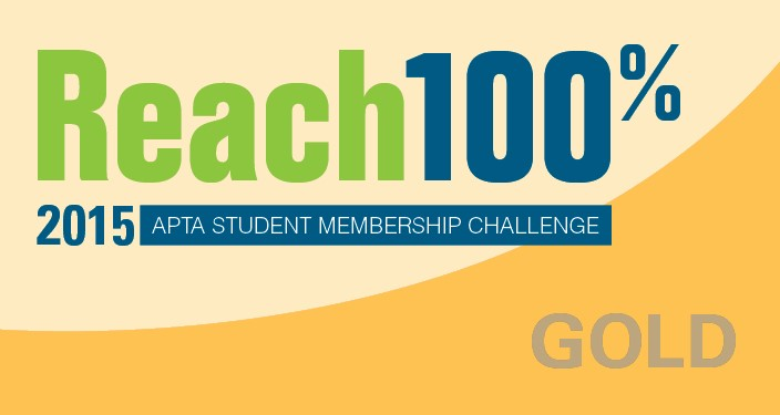 Reach 100 2015 APTA Gold Membership