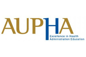Association of University Programs in Health Administration logo