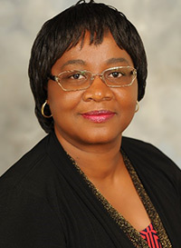 Dr. Claudia Sealey-Potts Head shot