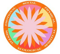 OCOH logo that says 'Emotional Social Physical Spiritual Ecological, and Mental' on it