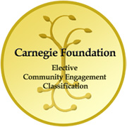 Carnegie Community Engagement Classification Seal