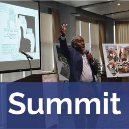 Summit -  Speaker at conference