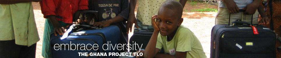 Embrace Diversity: The Ghana Project TLO