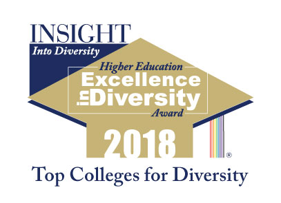 higher education excellence in diversity award logo