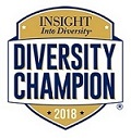 Logo for Diversity Champion 2018