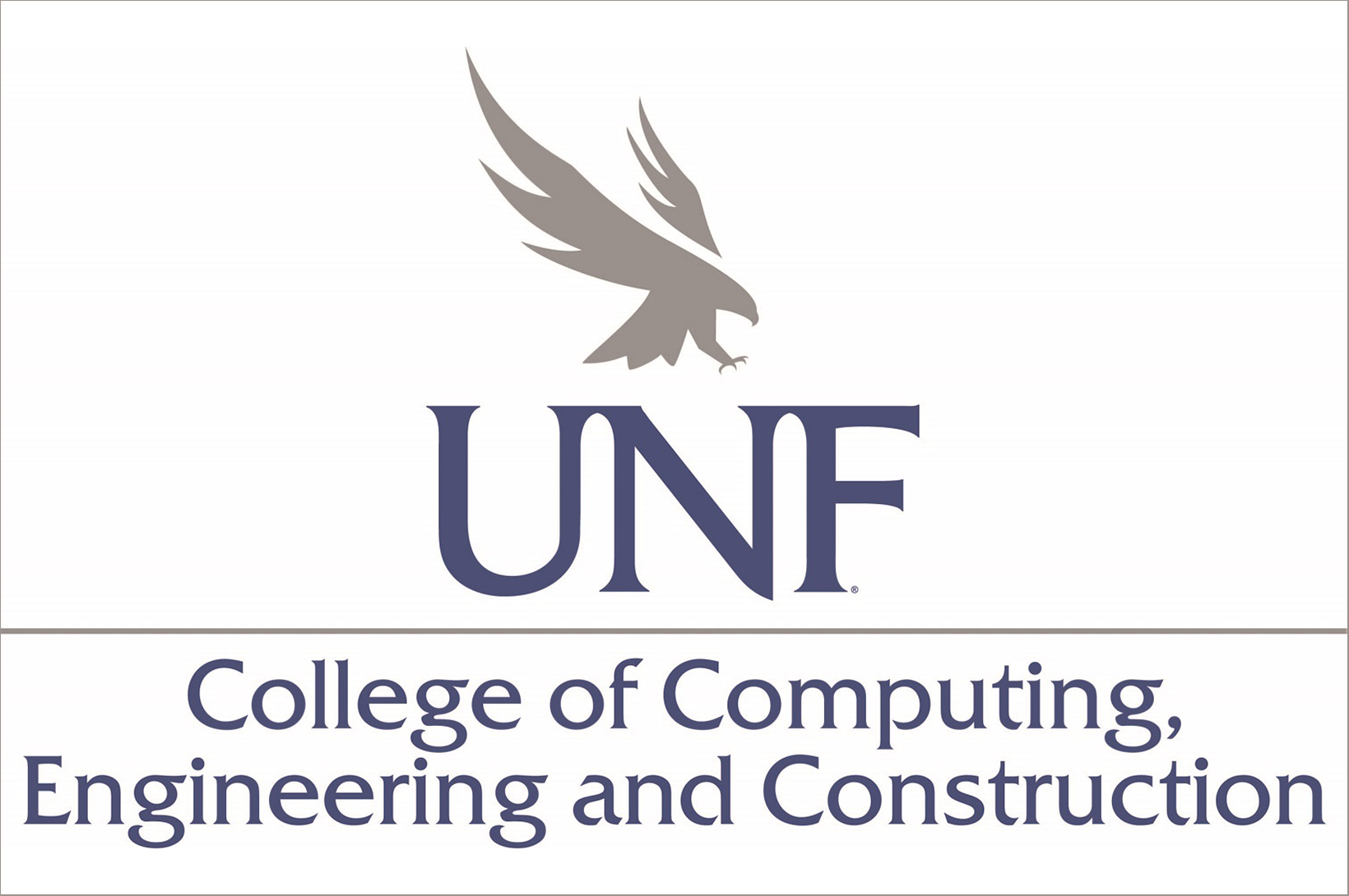 College of Computing, Engineering and Construction logo