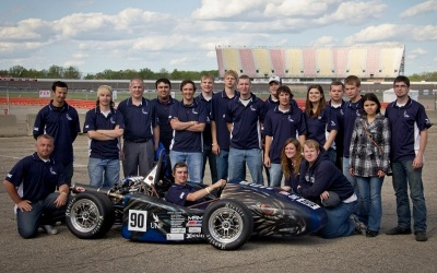 Osprey Racing 2012 team