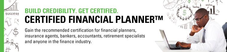 Certified Financial Planner Prograrm