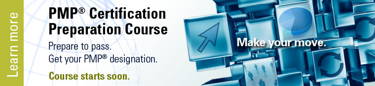 UNF PMP Exam Prep begins Dec. 4. Click banner image to learn more.