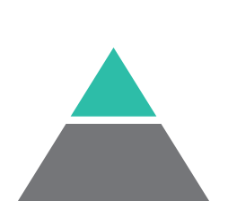 two-color pyramid