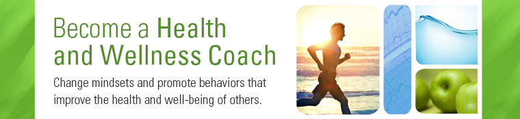 Health and Wellness Coach