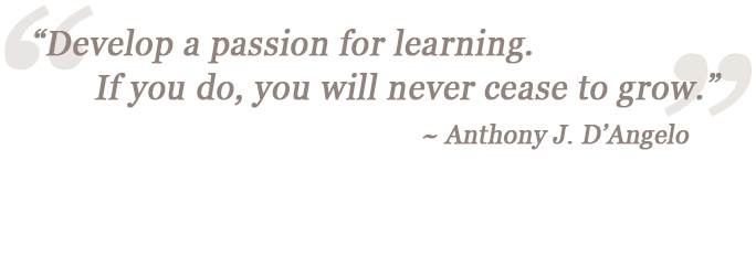 Anthony J. D'Angelo Quote
