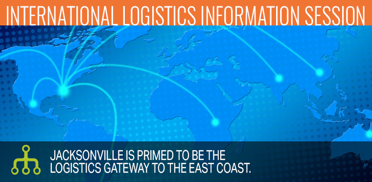 Free Information Session International Logistics
