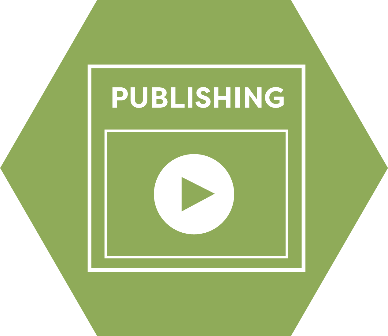 Publishing icon