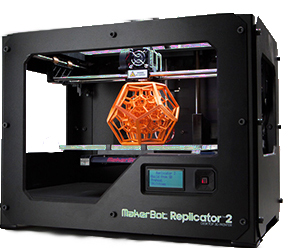Makerbot Replicator photo