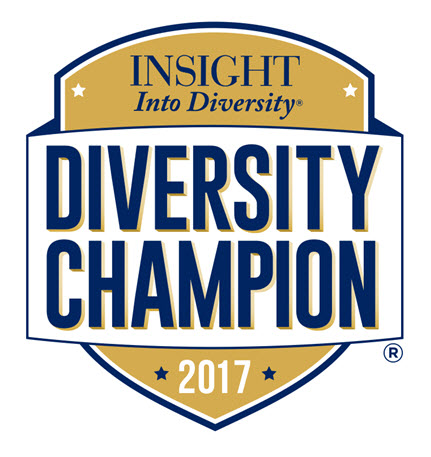 Diversity Champion logo for 2017