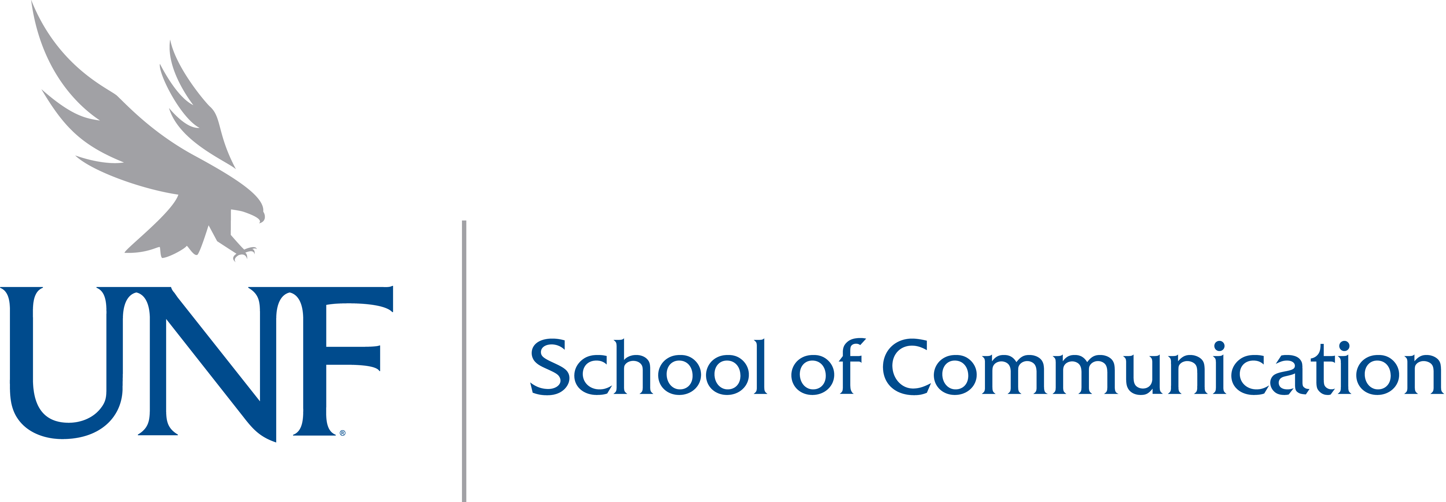 UNF School of Communication logo