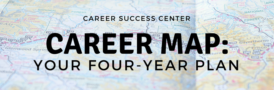 Career map Banner