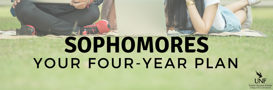 Graphic of Sophomores Title