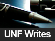 UNF Writes, Image of Pen