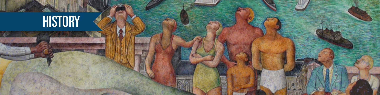 WPA Mural Diving Revised