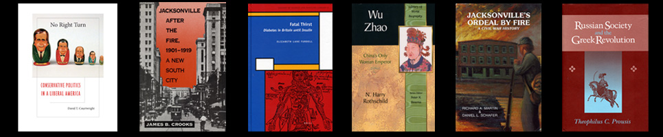 History Faculty Published Books1