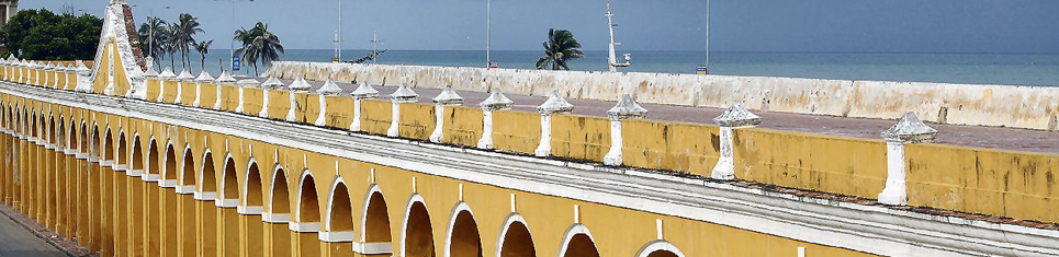Cartagena Aquaduct