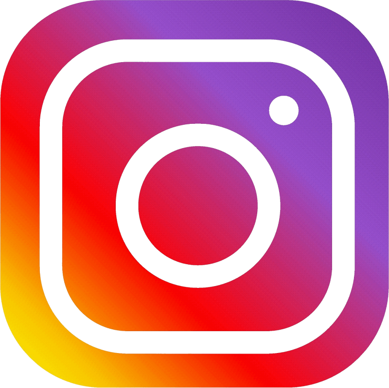 Social media link for Instagram