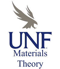 UNF Materials Theory logo