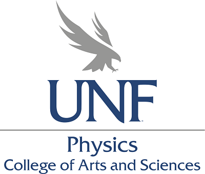 UNF physics logo