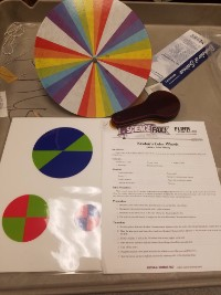 Newton's Color Wheel