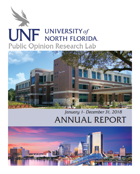 2018 PORL Annual Report cover