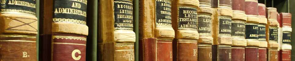 Law Books Banner