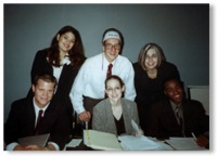 Mock Trial Competition Team 2003