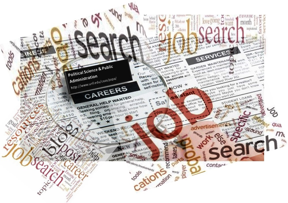 job search collage