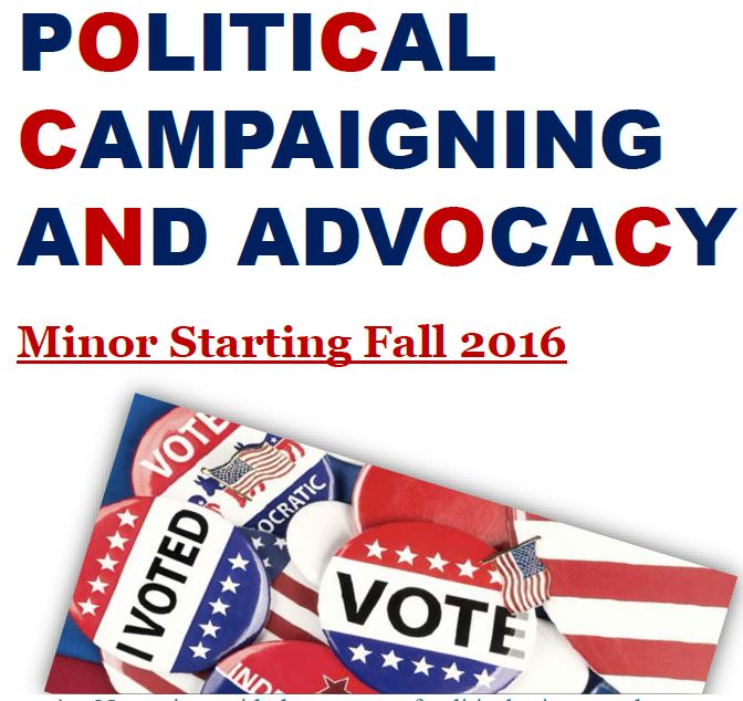 Political Campaigning and Advocacy
