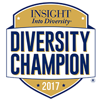 UNF Diversity for the University logo