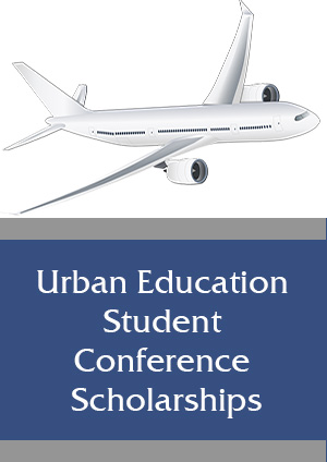 Urban Education Student Conference Button