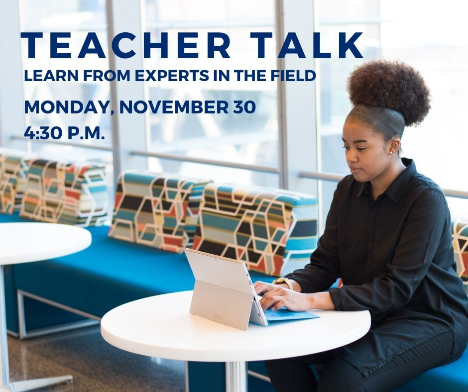 Teacher Talk 11.30