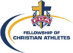 FCA (Fellowship of Christian Athletics) Logo