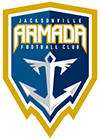Jacksonville Armada Football Club Logo