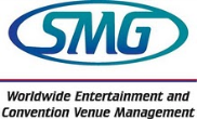 SMG (Worldwide Entertainment Conference Venue Management) Logo