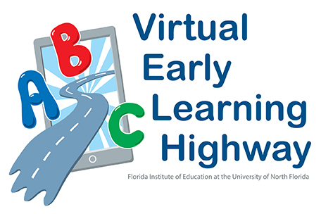 virtual early learning highway logo