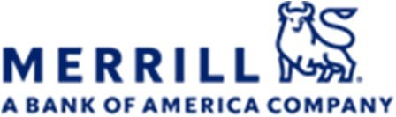 Merrill a bank of america company LOGO