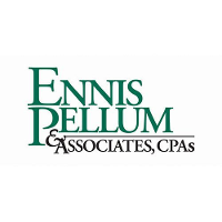 ennis pellum and associates, cpas logo