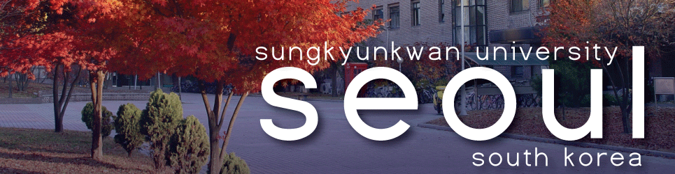 Sungkyunkwan University. Seoul, South Korea
