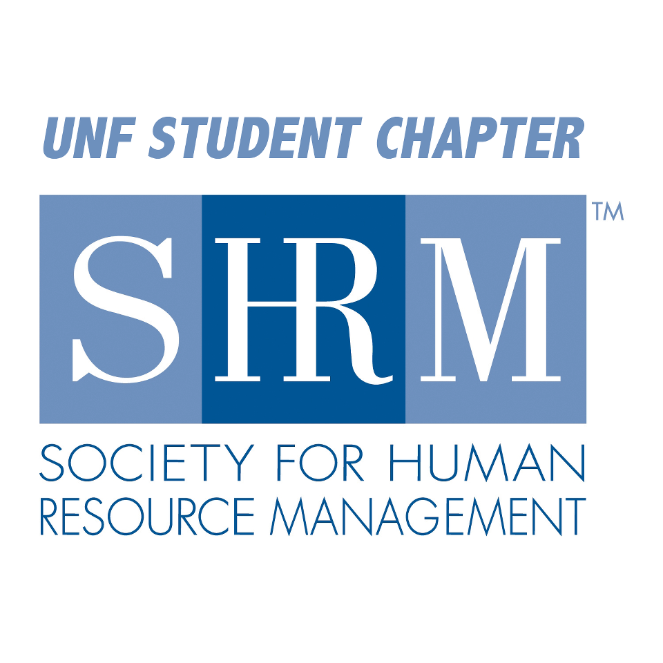 unf student chapter society for human resource management logo